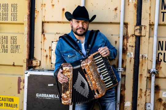Tejano music star and Latin Grammy Award winner Michael Salgado will be the Grand Marshal at the fourth annual La Gran Fiesta parade.