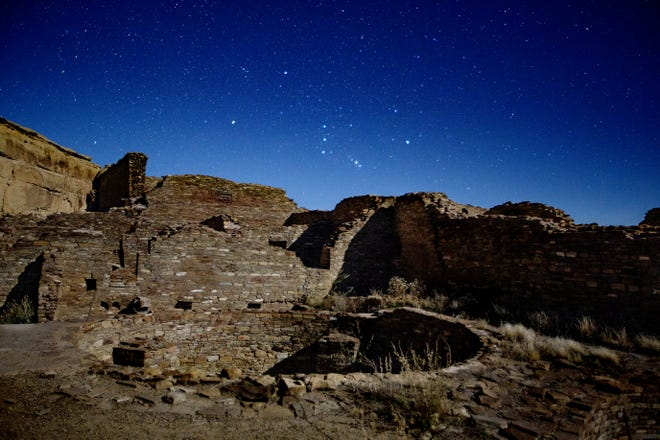 Chaco Culture National Historic Park celebrates its fourth annual Astronomy Festival this weekend with several days of activities. Photo by NPS/Dawn and Brent Davis