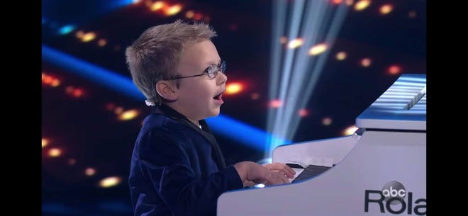 Avett Ray Maness, the pint-sized piano prodigy who won viewers' hearts on American Idol this spring, will be the special guest at an Open House 4-7 p.m. Monday, Oct. 14, at Seedlings Braille Books for Children in Livonia. Avett, who is blind, taught himself how to play the piano by ear.