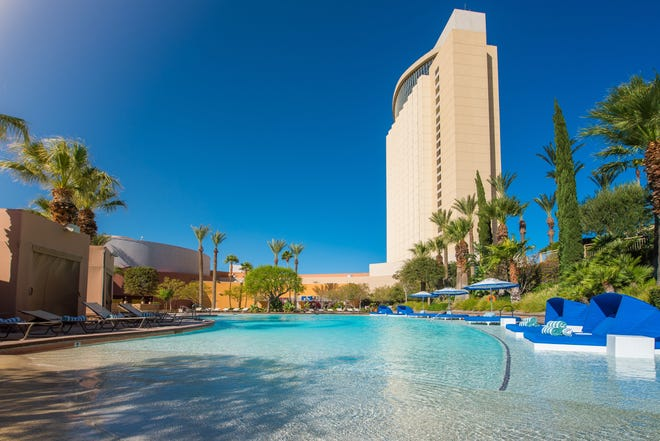 Morongo Casino Resort and Spa in Cabazon.