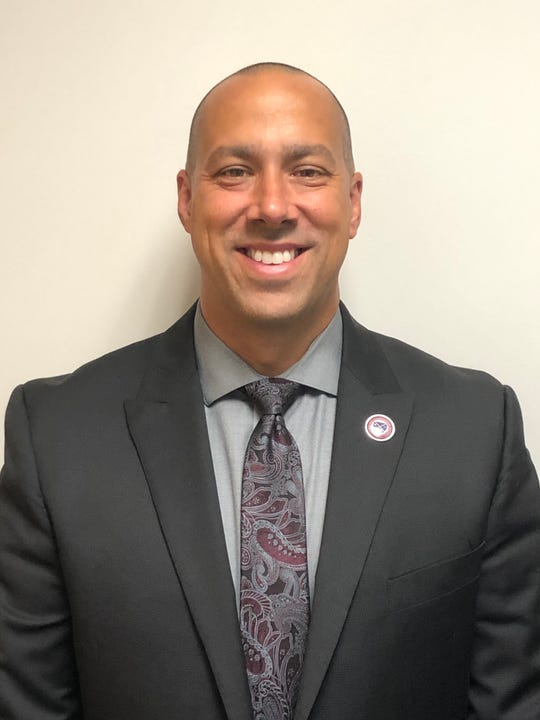 Dr. Christopher Rudisill will become the new superintendent of Conewago Valley School District in January 2020.