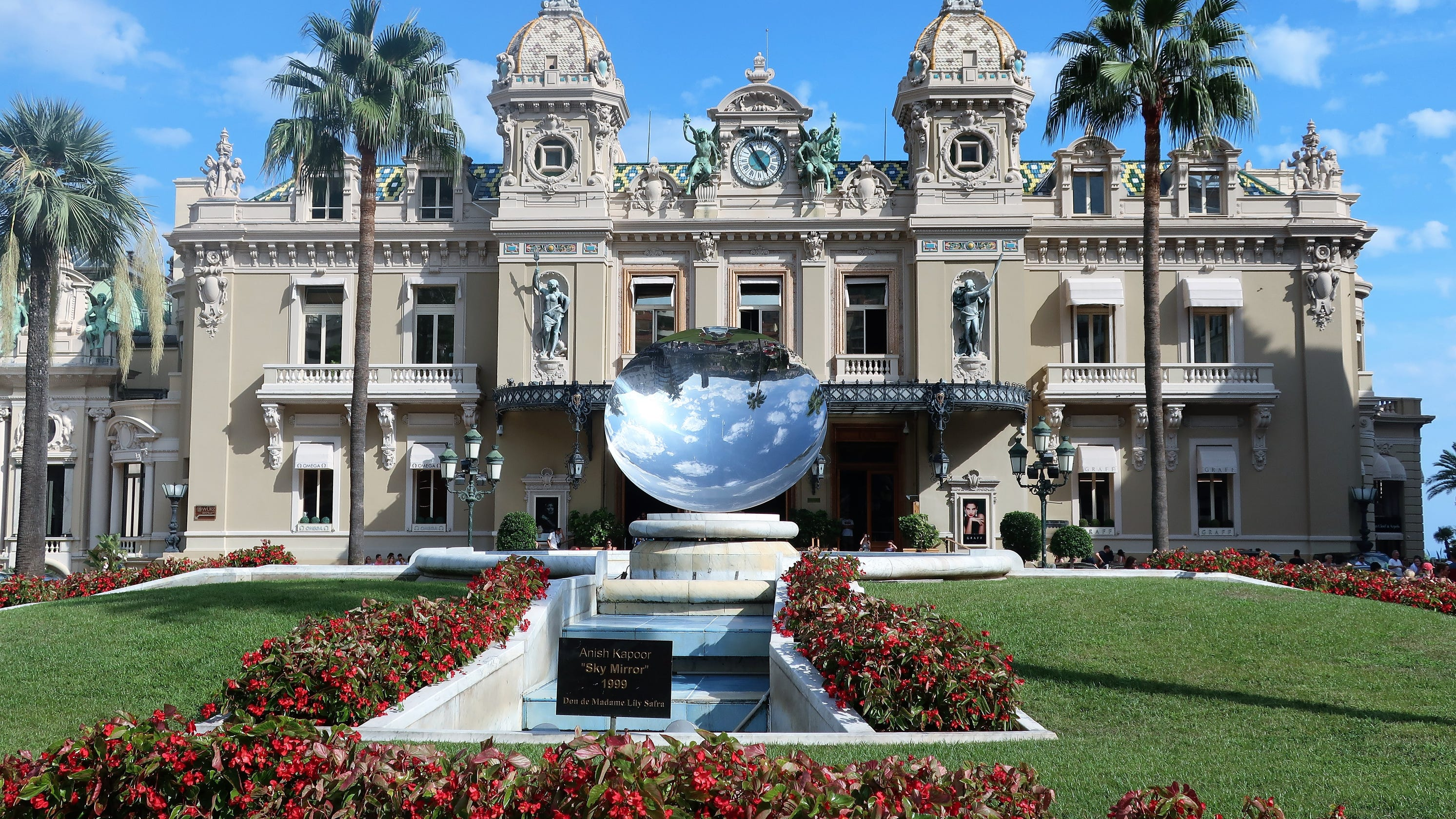 Casino De Monte Carlo >> Monaco The French Riviera Casino De Monte Carlo And
