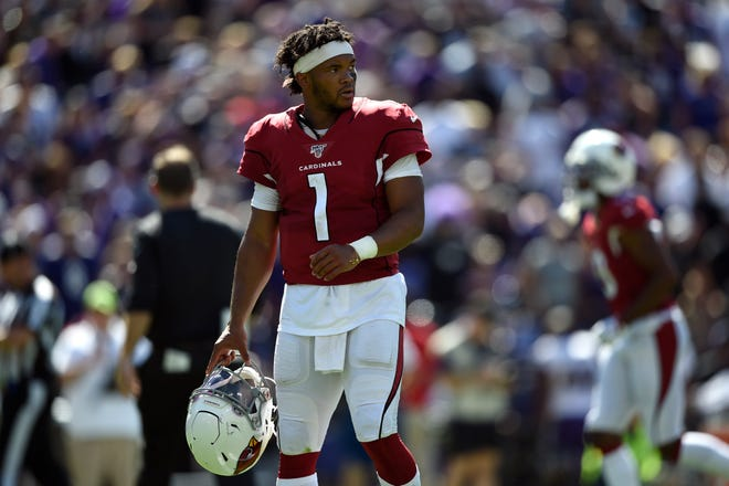 Kyler Murray and Lamar Jackson squared off for the first time in the NFL in Week 2 of the season.