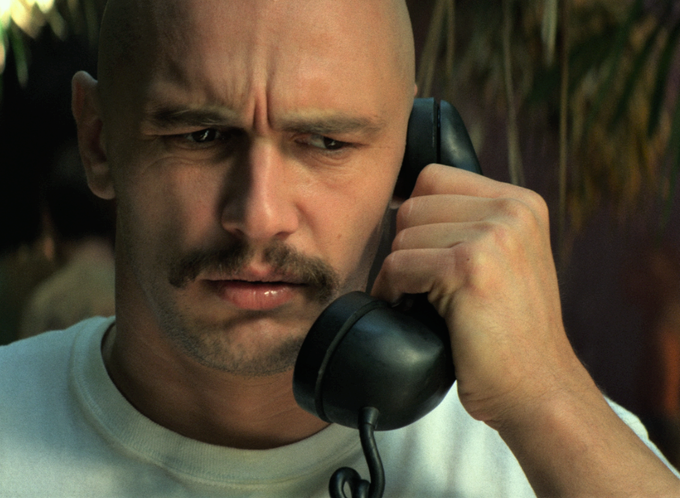 """""""Zeroville,"""" In """"Zeroville,"""" Vikar (James Franco) learns surprising things about Hollywood."""