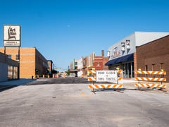 Michigan St. to reopen downtown next week