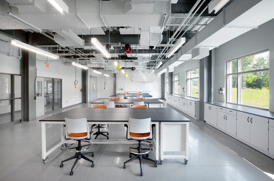 A look at the SUNY New Paltz Engineering Innovation Hub.