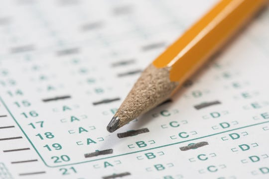 Nearly half the students taking Oregon's annual math and English language arts assessments are not meeting state standards, according to the latest data released Thursday by the state Department of Education.