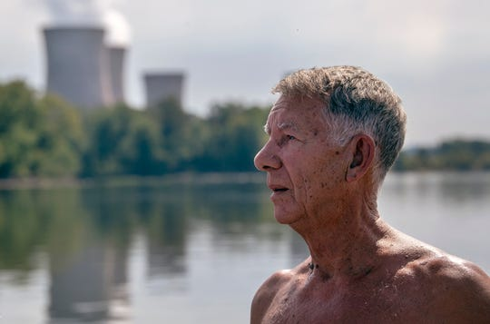John Garver, 80, still remembers the acrid odor and metallic taste that lingered in the air as he walked out of a restaurant in Harrisburg on March 28, 1979, the date of the partial meltdown at Three Mile Island Nuclear Generating Station.