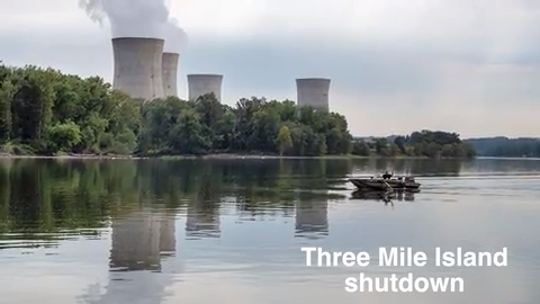 Three Mile Island, where a meltdown forever changed nuclear energy in America, shuts down Friday