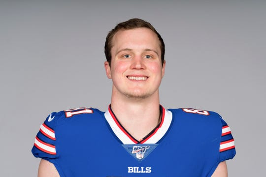 Tyler Kroft might have more than one good reason to be looking forward to the Buffalo Bills' home opener against the Cincinnati Bengals this weekend. Not only are the Bills facing his former team, Kroft is inching closer to making his debut after missing the entire offseason recovering from a broken right foot.
