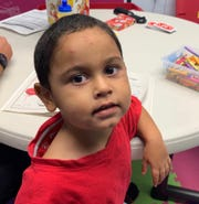 This three-year-old boy was found sleeping on a porch on Potomac Avenue in Buffalo on Sept. 16, 2019.