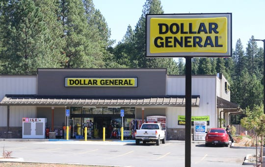 The Dollar General store in Shingletown.