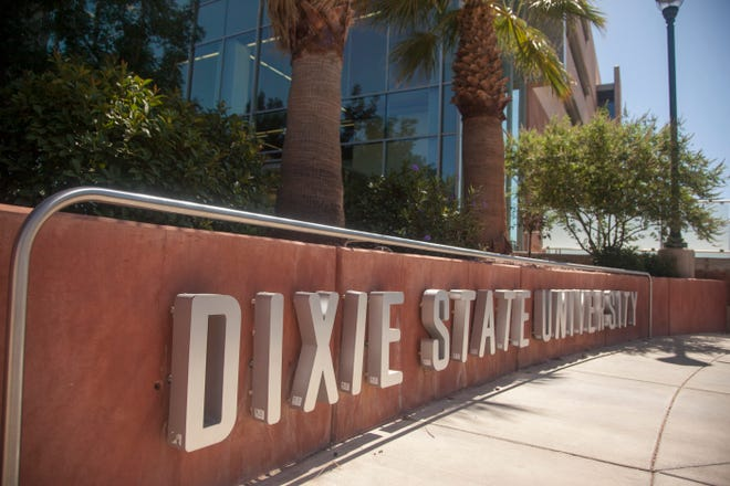 Dixie State University Wednesday, Sept. 18, 2019.