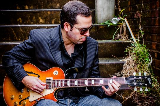 Albert Castiglia and his band play at 9 p.m. Saturday at Bradfordville Blues Club.