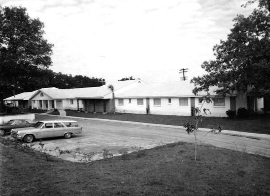 Miracle Hill Nursing Home and Rehabilitation Center in 1969.