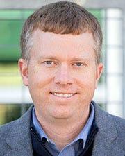 University of Kansas professor, author and historian Dave Tell.