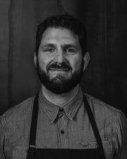 Chef Gabe Erales of Comedor in Austin.