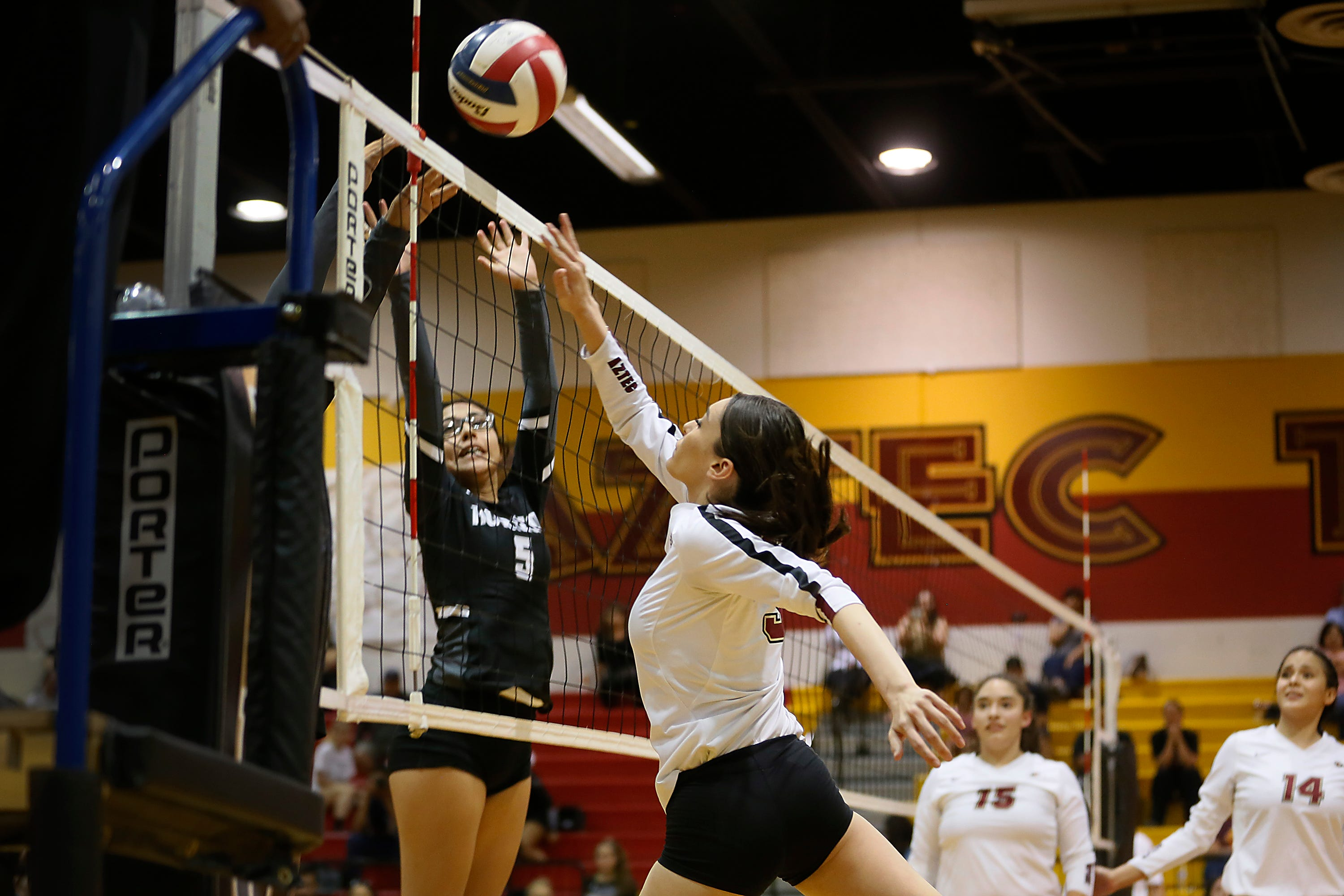 El Paso High School Volleyball Uil Playoffs Get Underway Across The State