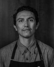 Chef Alan Delgado, from Comedor in Austin.
