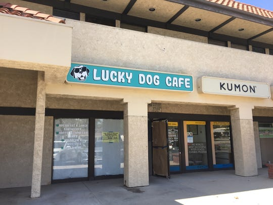 Lucky Dog Cafe is coming to the Simi Valley address that had been occupied by Simi Sam's Sandwich Factory since 1981.