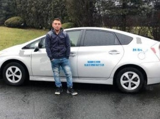 Luis Guaman-Espinoza, a 28-year-old Nanuet resident, died after being found shot in his taxi in Ramapo on June 28, 2019.