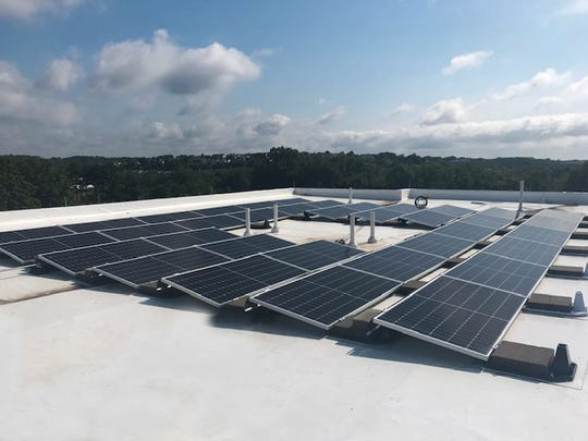 Purchase College's Wayback residence hall, which opened for the first time for students in August 2019, is powered by solar panels on the building's roof and is a Leadership in Energy and Environmental Design (LEED) certified building.