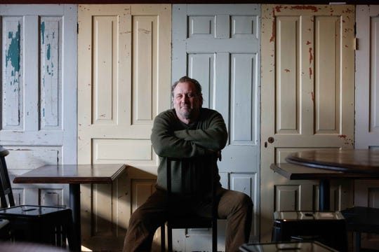 Restaurateur David Weir, who founded Goat Kitchen & Bar in north Wilmington, died suddenly in July 2018. His family continued operating the business until the announcement Tuesday about the restaurant's closing.