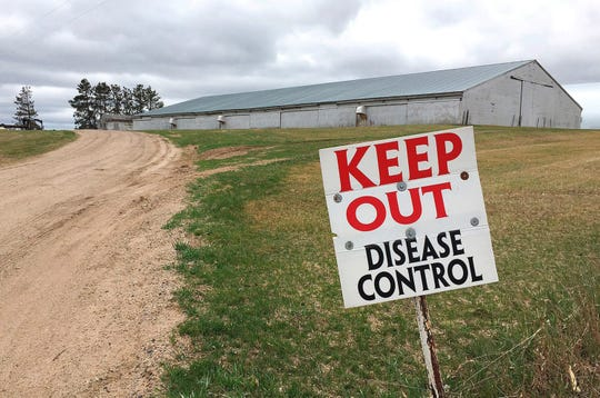 Wisconsin State Veterinarian Darlene Konkle says livestock producers need to remain vigilant and look at best practices for biosecurity on their operations through training, spot checks and audits.