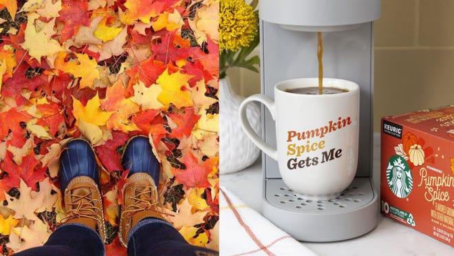 27 things you need if you're obsessed with fall