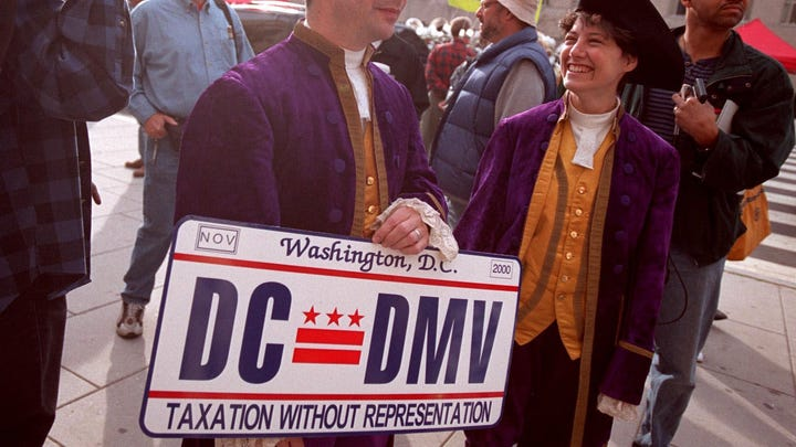 Wyoming, Monaco, voting rights and taxes: Reasons Washington, D.C., should be a state