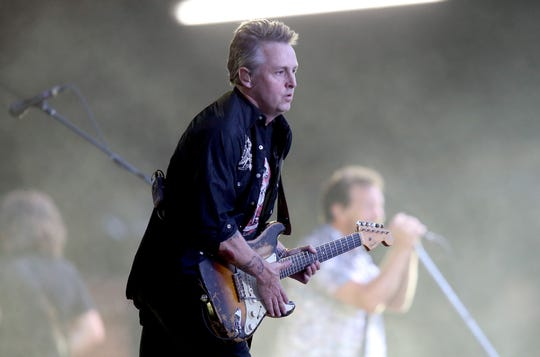 Pearl Jam's Mike McCready celebrates Infinite Color & Sound with new playlist