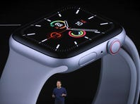 Apple Watch Series 5 has a game-changing new feature