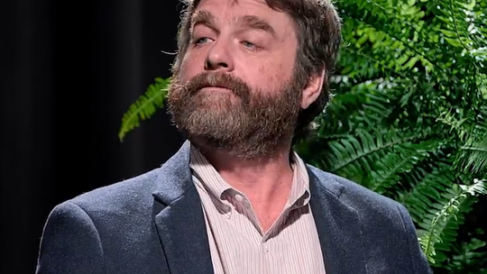 'Between Two Ferns': Zack Galifianakis reveals celeb questions that (maybe) went too far