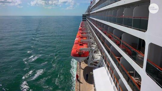 Norwegian Cruise Line eliminating single-use plastic bottles on ships by 2020