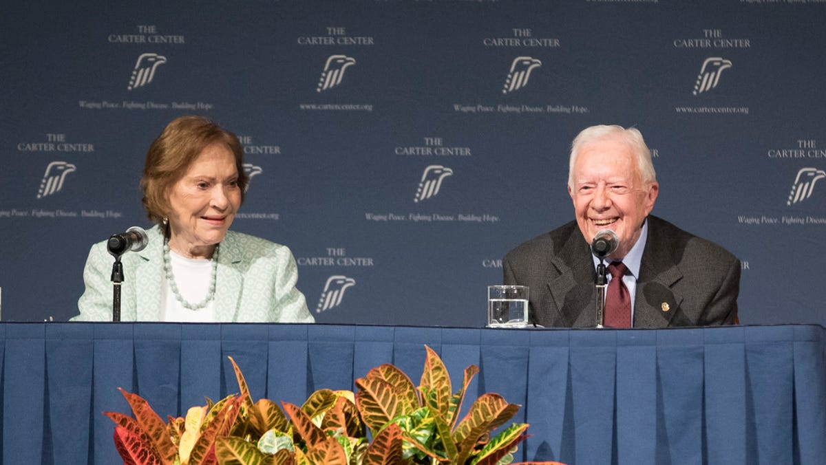 Jimmy Carter On 2020 Race Says He Couldn T Manage Presidency At 80
