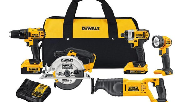 These DEWALT power tools will be helpful for any home improvement projects this fall.