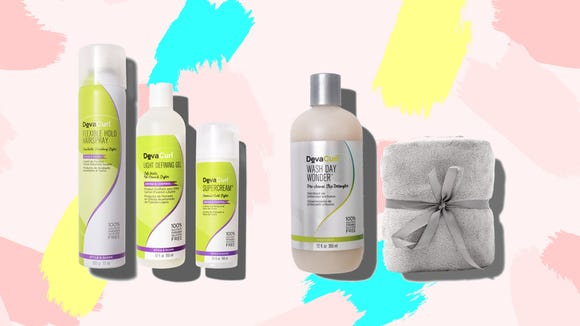 Our favorite curly hair products are on sale right now