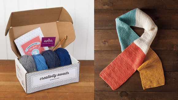 All you need is KnitPicks and some free time to get started.