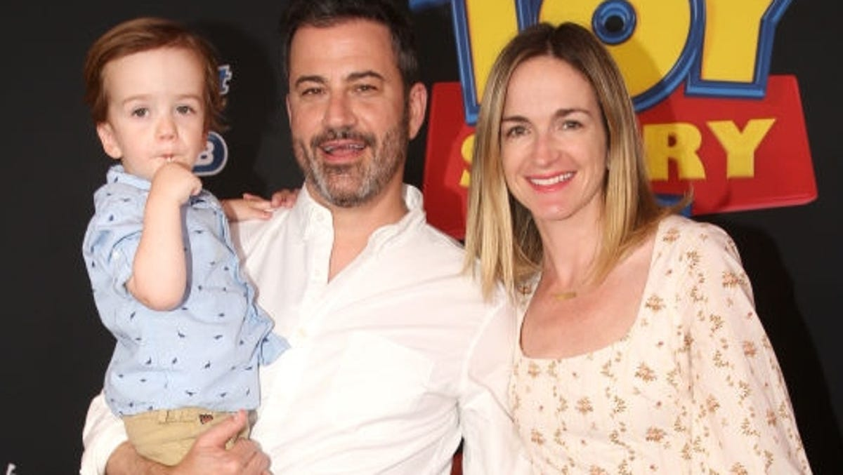 Jimmy Kimmel S Spider Man Son Thriving 2 Years Post Heart Surgery He has gained some popularity for lending his voice to a puppet version of himself in the. son thriving 2 years post heart surgery