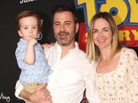 Jimmy Kimmel's son 'doing great' 2 years after heart surgery, 'thinks he's Spider-Man now'