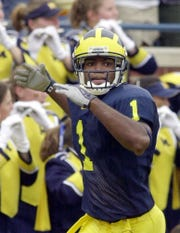Former Michigan receiver Braylon Braylon Edwards says Wolverines football is 'light years behind Ohio State.'