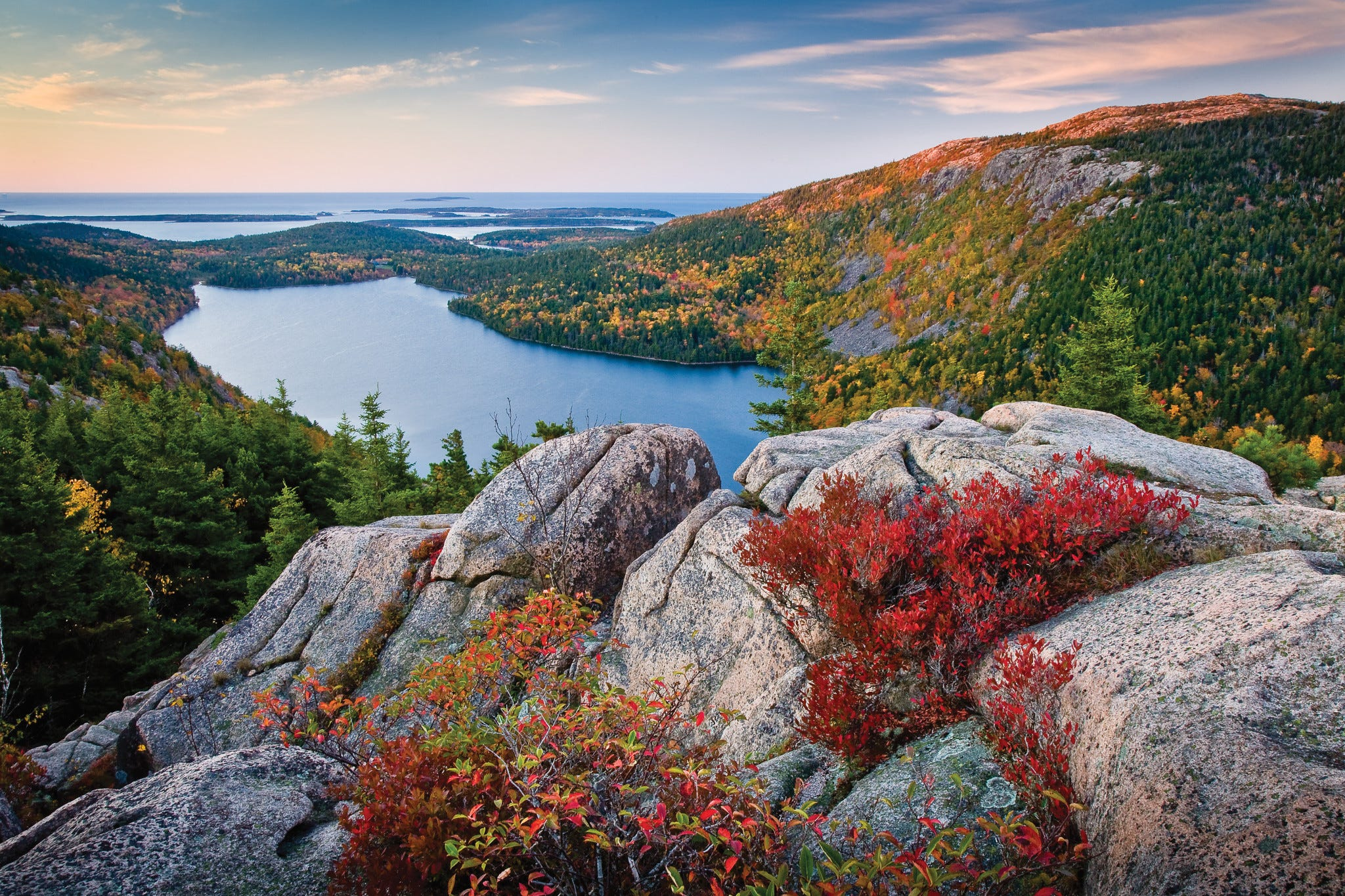 Need a fall fix? Try leaf-peeping by boat from these 10 great places