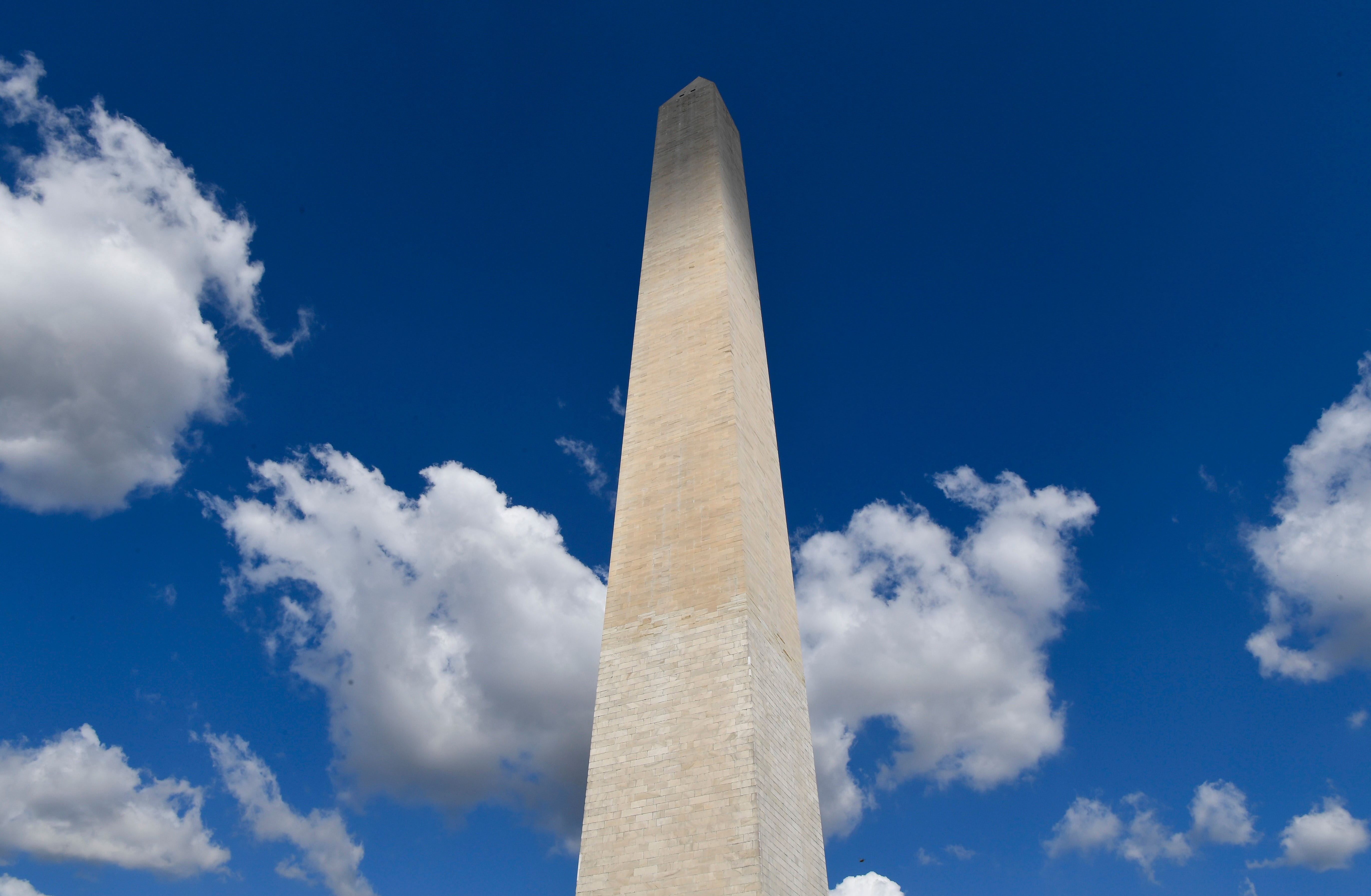 Washington Monument elevator broke down for 'about an hour' during re-opening weekend
