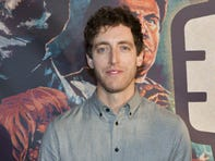 'Silicon Valley' star Thomas Middleditch reveals swinging 'saved' his marriage
