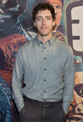 Thomas Middleditch told Playboy in September he and his wife Mollie are into the swinging lifestyle.