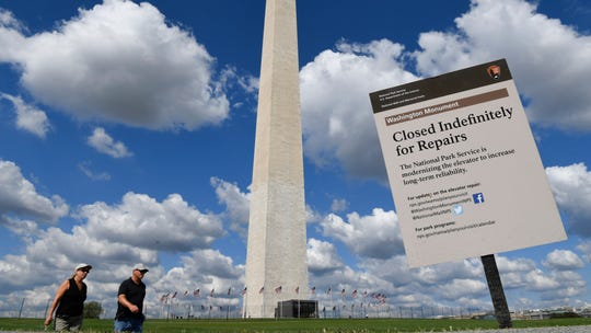 Washington Monument reopens after 3-year renovation