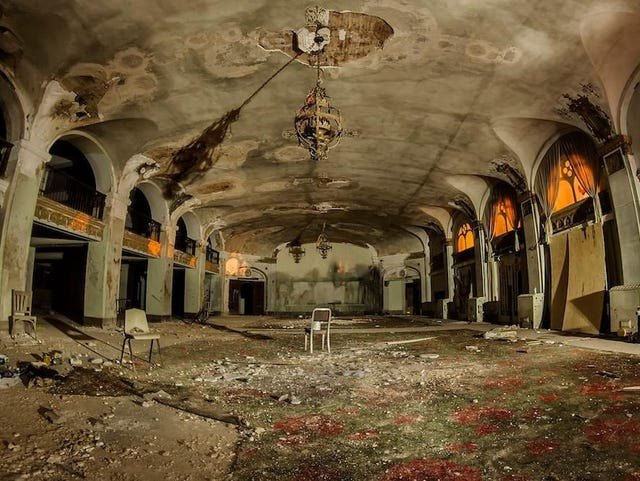 Image result for haunted places in texas