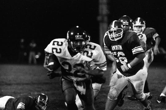 McClain defeated Huntington 19-8 on Sept. 17, 1992. It was a game where McClain had two rushers that combined for 251 yards.