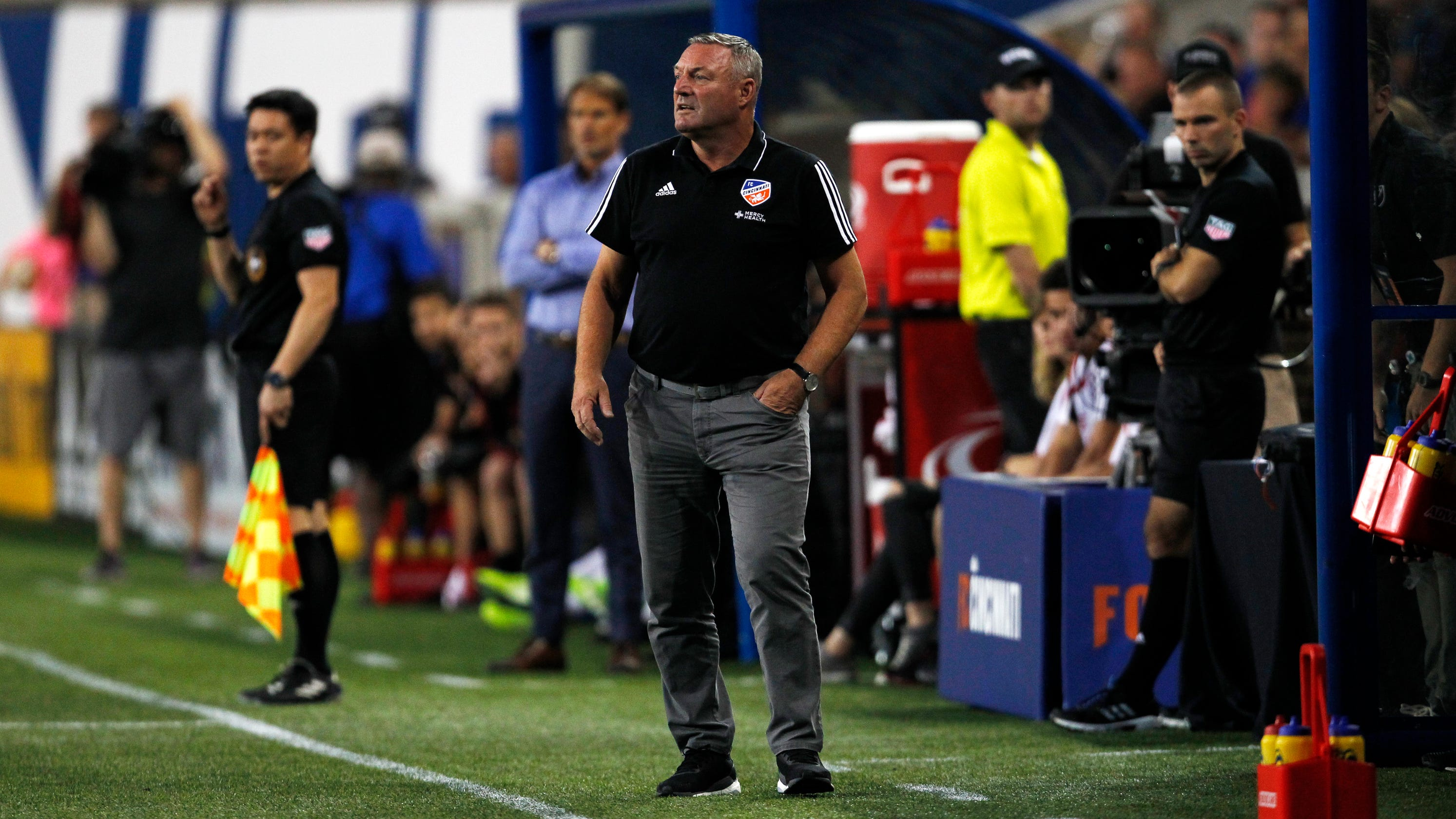 Doc's Morning Line: How do we feel about Ron Jans' departure from FC Cincinnati?