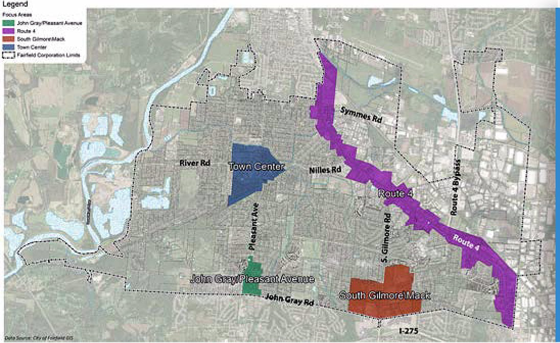 City seeks public input on new comprehensive plan for Fairfield